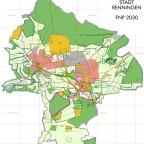 Die geplante Nutzung aller Flächen . . .